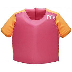 TYR Flotation Shirt Børn orange/pink